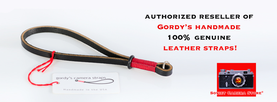 Genuine Gordy straps - accept no substitute!